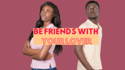 Photo of an african couple looking angry with each other - ten tips for a healthy sex life