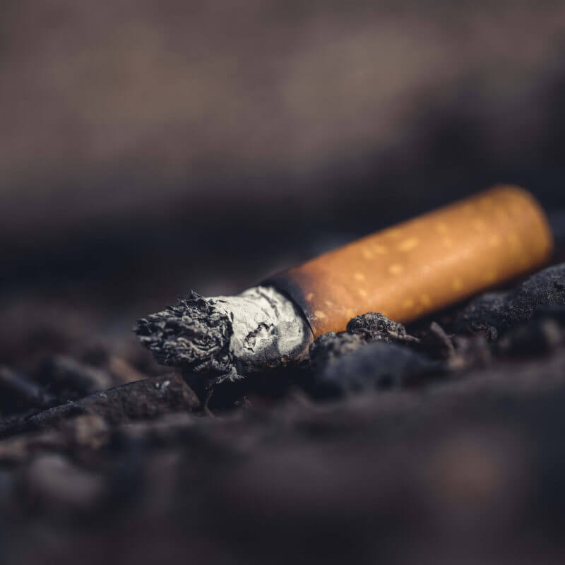 Smoking is a risk factor for Prostate Cancer
